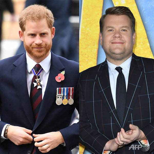 Prince Harry to appear in episode of Carpool Karaoke – will we hear him sing?