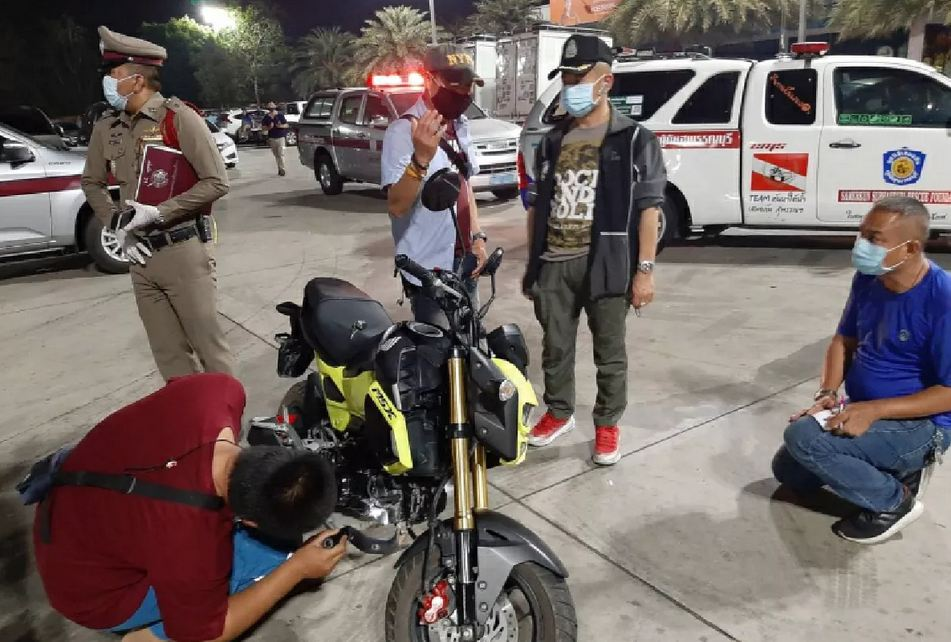 Man who allegedly gunned down police officer in Thailand arrested
