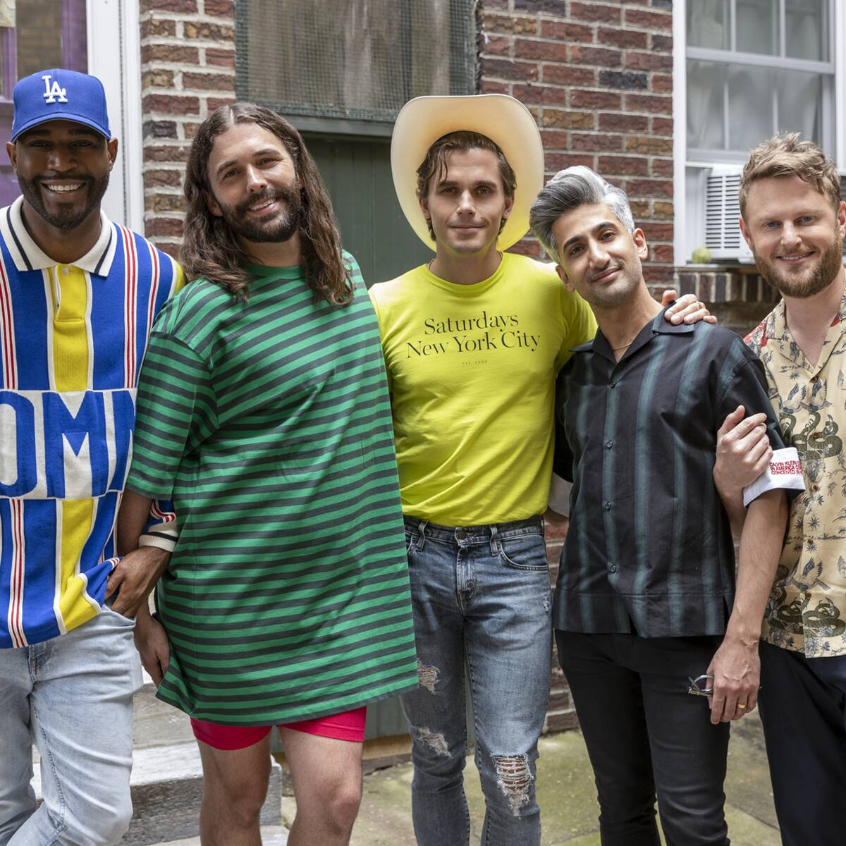 See the Fab Five Pay Tribute to 3 Years of Queer Eye