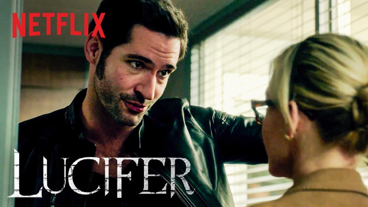 Lucifer Being Sexy For 7 Minutes Straight | Netflix
