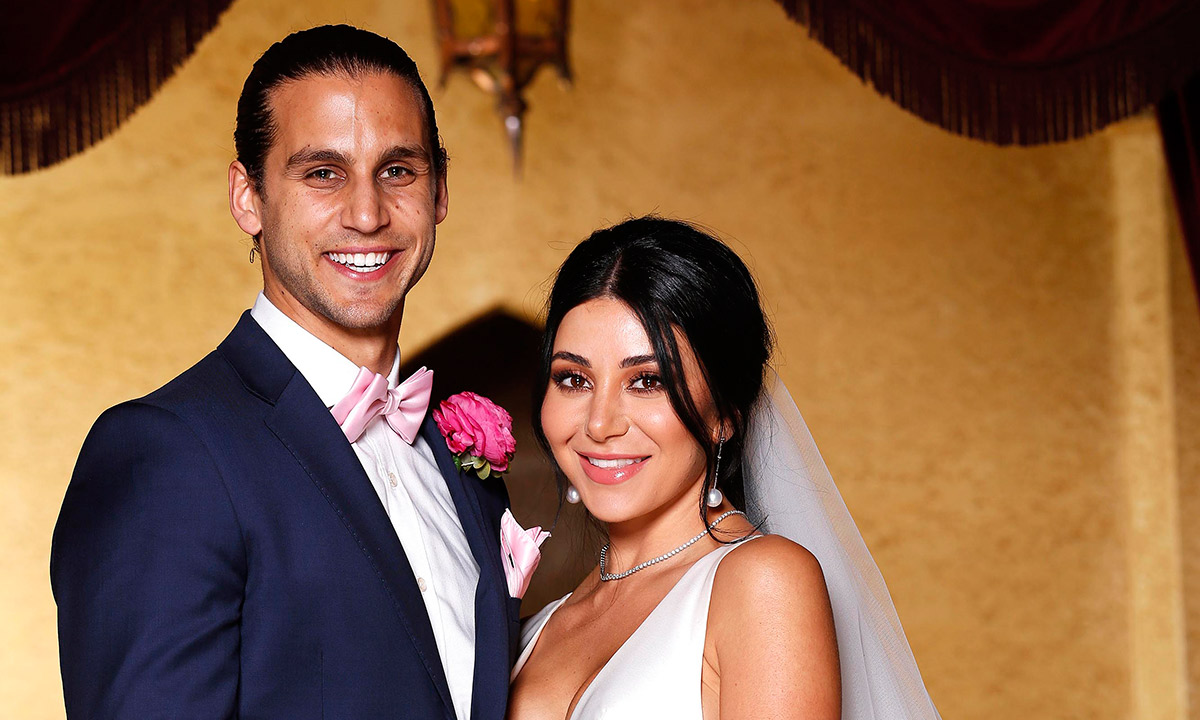 Married at First Sight Australia's Michael Brunelli makes shock confession about the show
