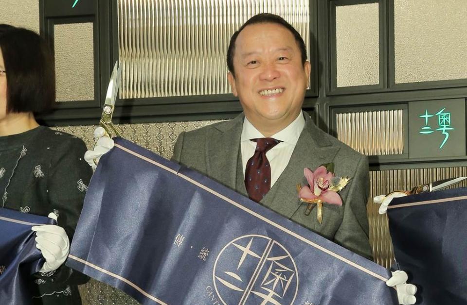 曾志伟任职TVB副总,乐易玲称赞他工作能力强,像极了古天乐