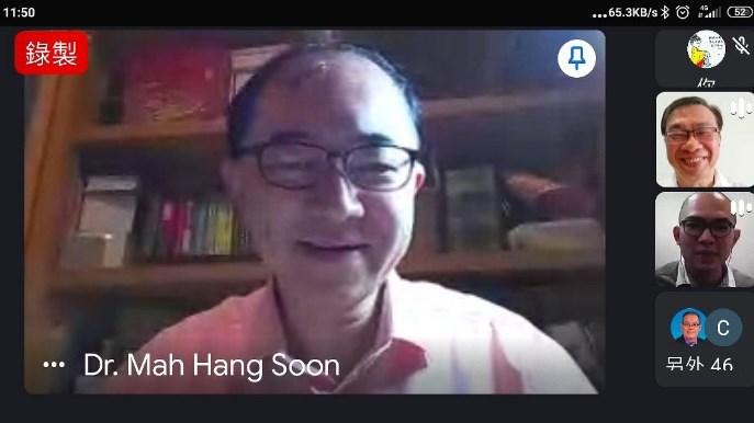 马汉顺线上移交 160万拨16所华中