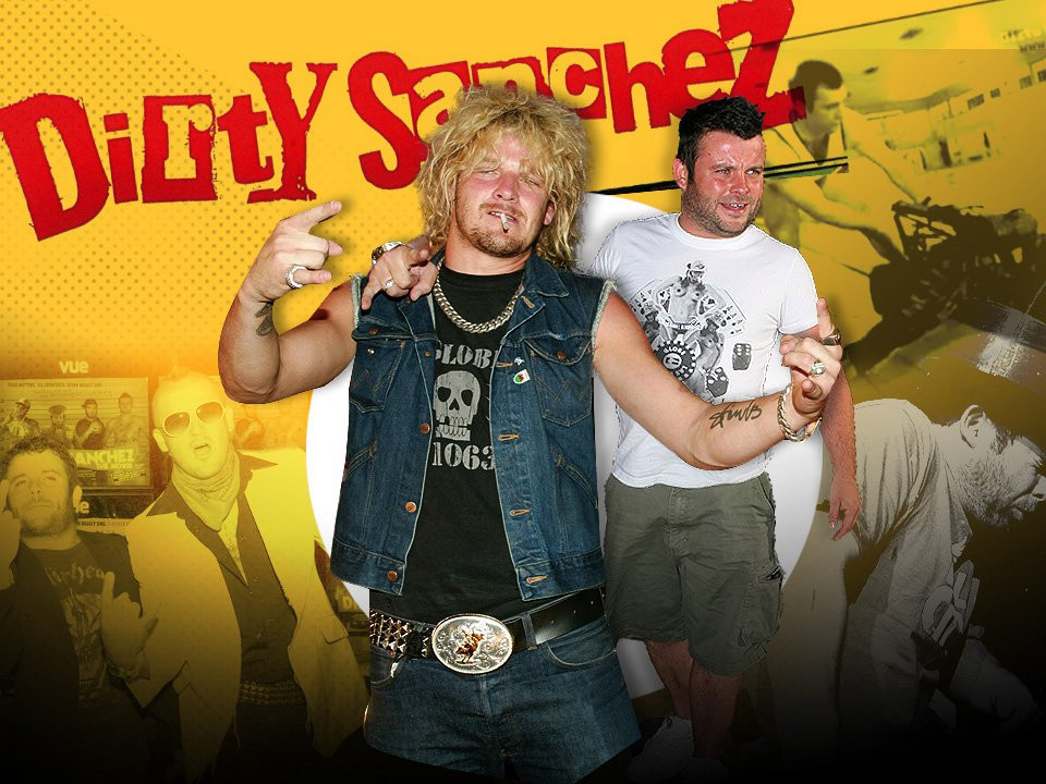 Michael 'Pancho' Locke and Matthew Pritchard on 20 years of Dirty Sanchez: 'There was just one thing we could never do'