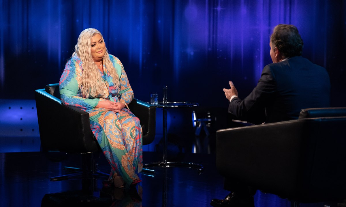 Gemma Collins emotional after revealing verbal attack that left her mother in tears