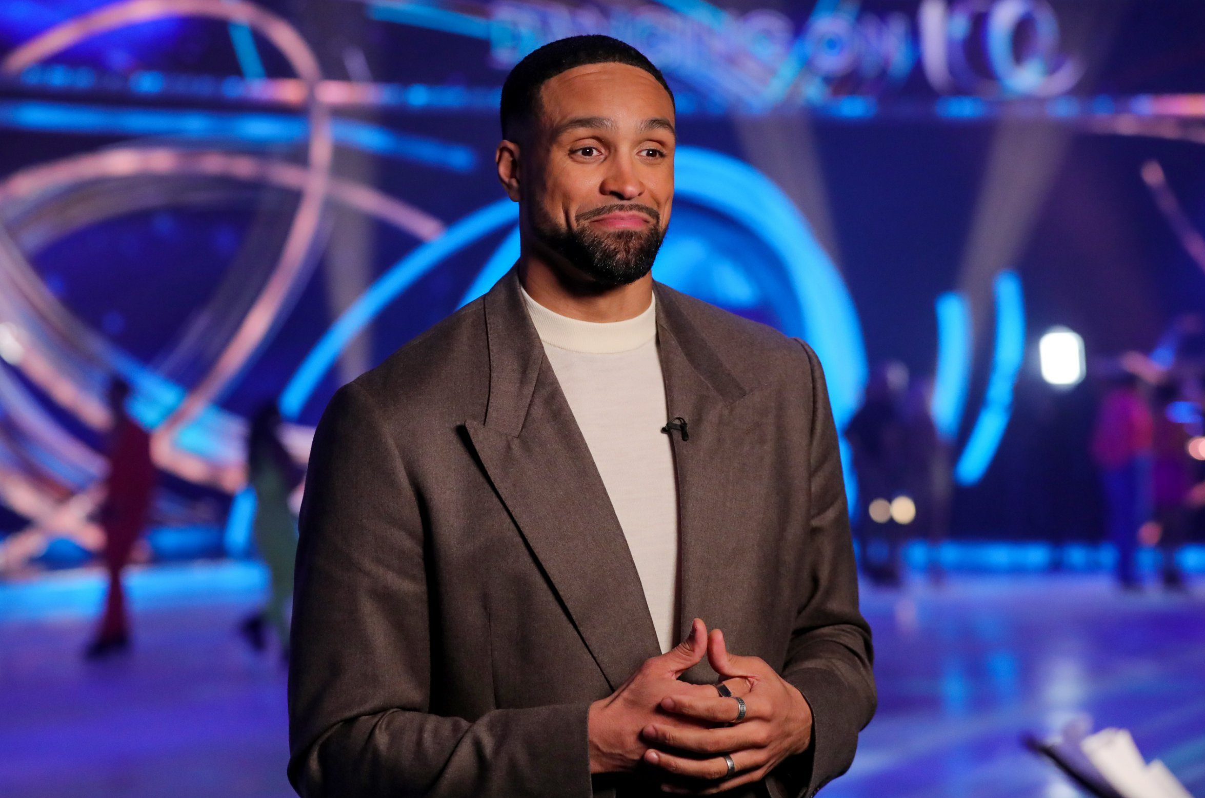 Ashley Banjo's brother Jordan hits back at online troll accusing Dancing On Ice star of 'racist' scoring