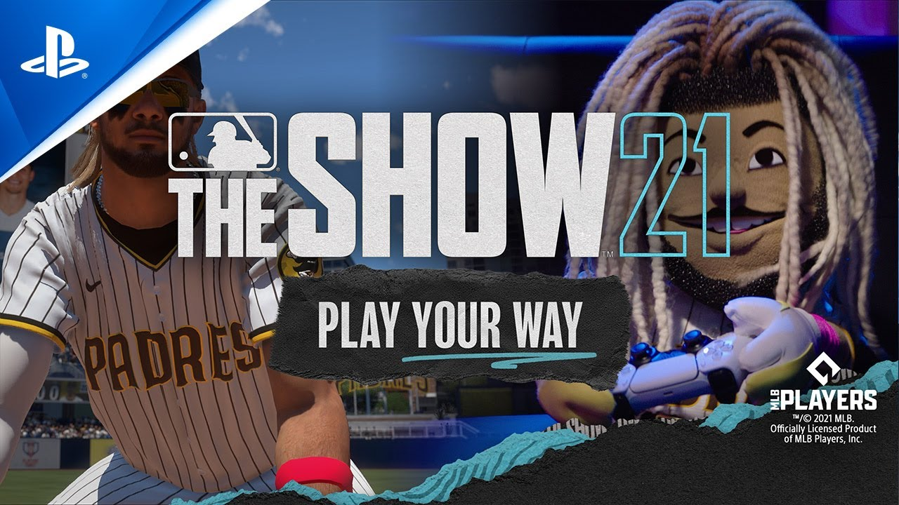 MLB The Show 21 - Breakdown gameplay styles in '21 with Coach & Fernando Tatis Jr. | PS5, PS4