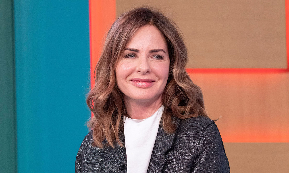 Trinny Woodall makes very rare appearance with daughter Lyla in birthday video