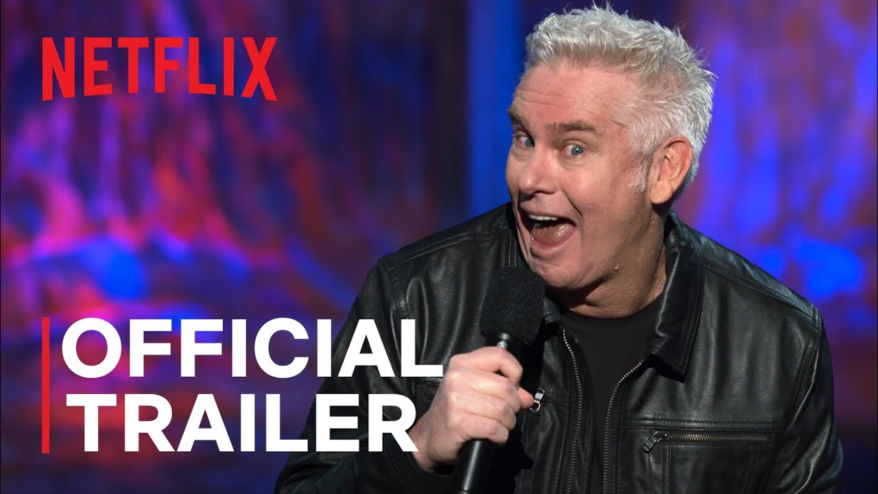 Brian Regan: On The Rocks | Official Trailer | Netflix Standup Comedy Special