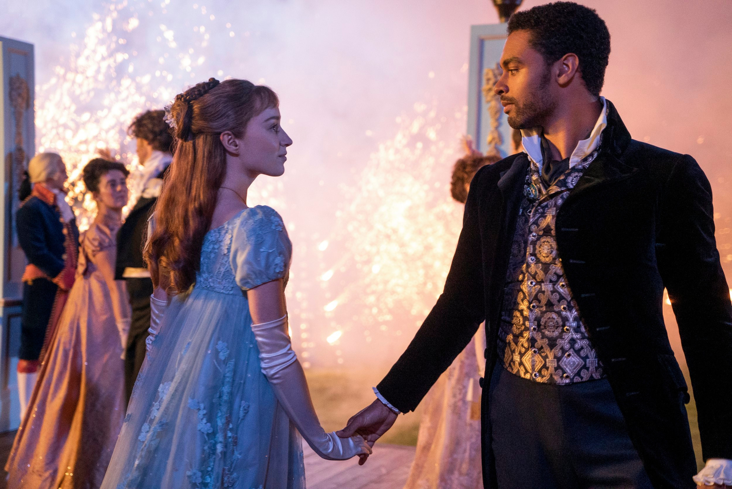 Bridgerton author wants more Daphne and the Duke sex scenes in season 2