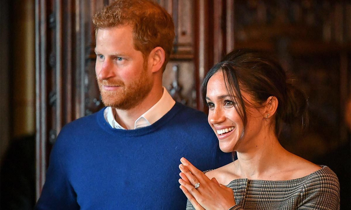 Prince Harry and Meghan congratulate Princess Eugenie and Jack Brooksbank on royal baby's arrival
