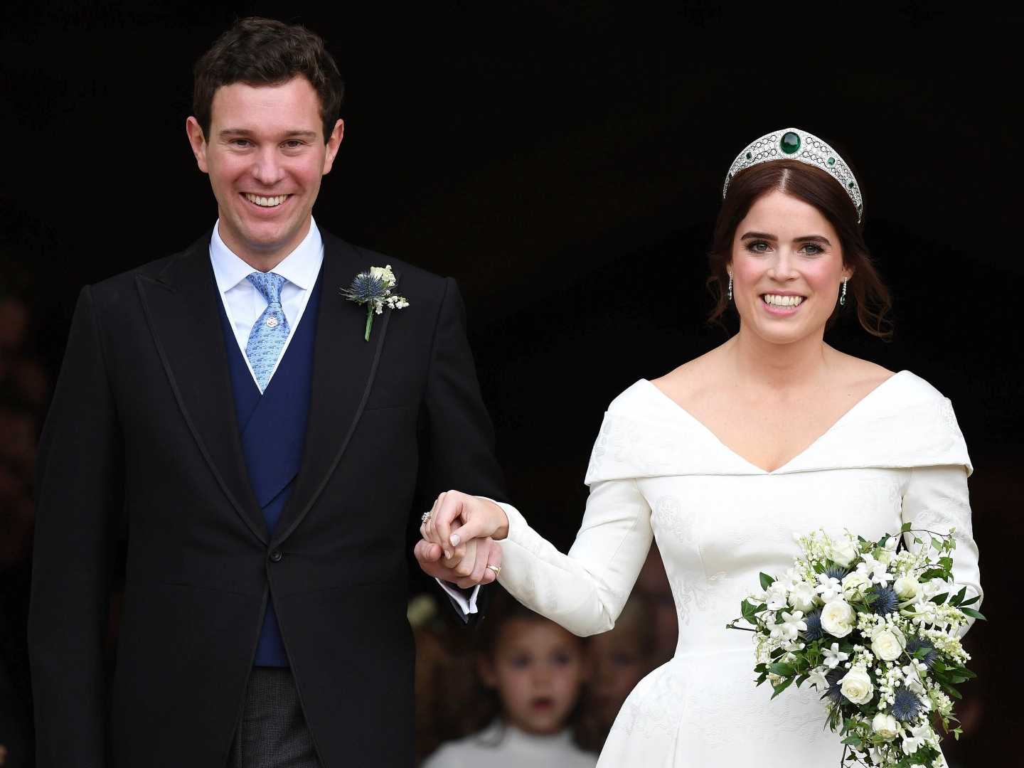 Princess Eugenie & More Celebrities Who Welcomed Babies in 2021
