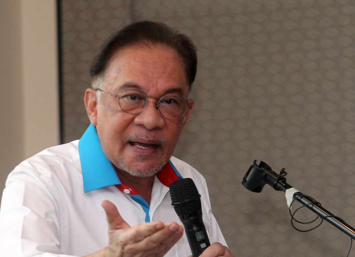 Adopt traits of the Ox to combat pandemic and build nation, says Anwar