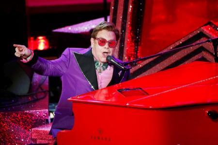 Michael Caine, Elton John star in Covid vaccine ad