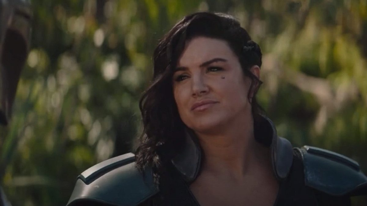 The Mandalorian Actress Gina Carano Fired by Lucasfilm