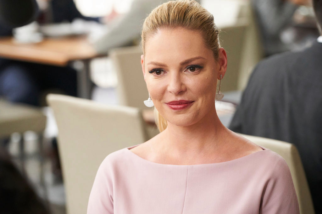 Firefly Lane star Katherine Heigl reveals name people actually call her in real life