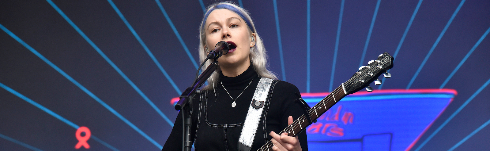 Phoebe Bridgers Said Her 'SNL' Guitar-Smashing Moment Was A 'Bucket List Thing' For Her