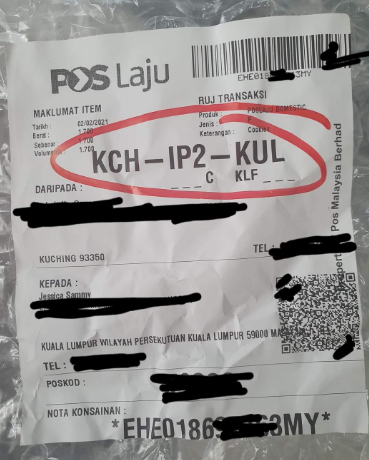 Parcel deliveryman ate cookies that he supposed to deliver in KL