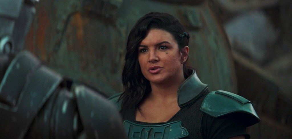 Report: Gina Carano Won't Return To 'The Mandalorian' Amid New Outrage Over Her Social Media Posts