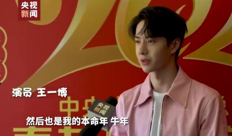 王俊凯谈春晚节目 透露新年愿望是再开一场演唱会