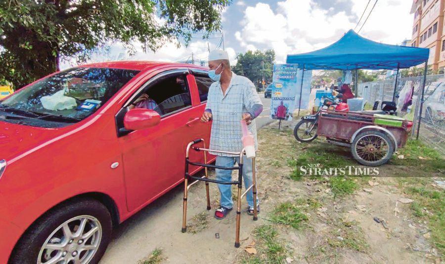 Hip injury no setback for Pak Muda