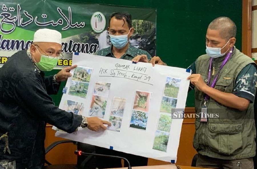 Suspected ketum supplier and two workers nabbed