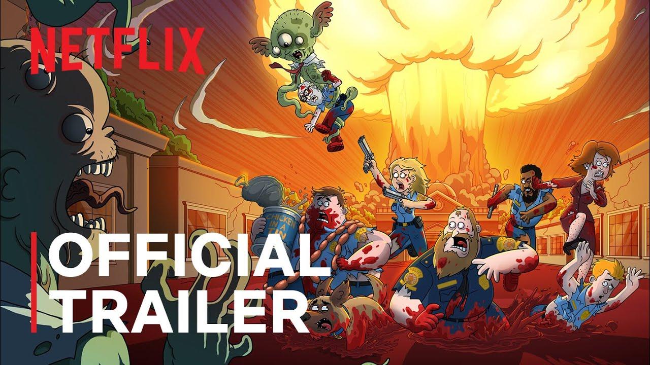 Paradise PD: Season 3 | Official Trailer | Netflix