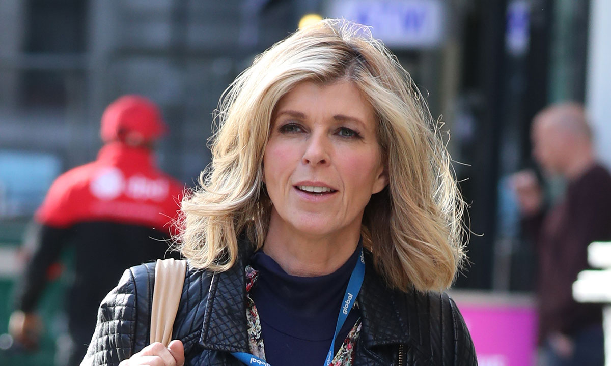 Kate Garraway shares rare glimpse inside her home in fun video with son Billy