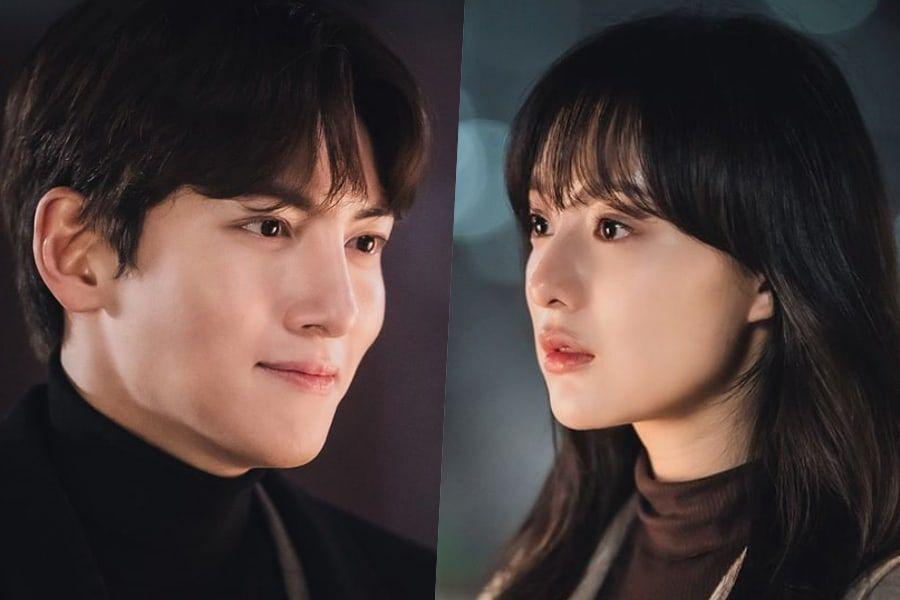 "Ji Chang Wook And Kim Ji Won Affectionately Lock Eyes In ""Lovestruck In The City"""