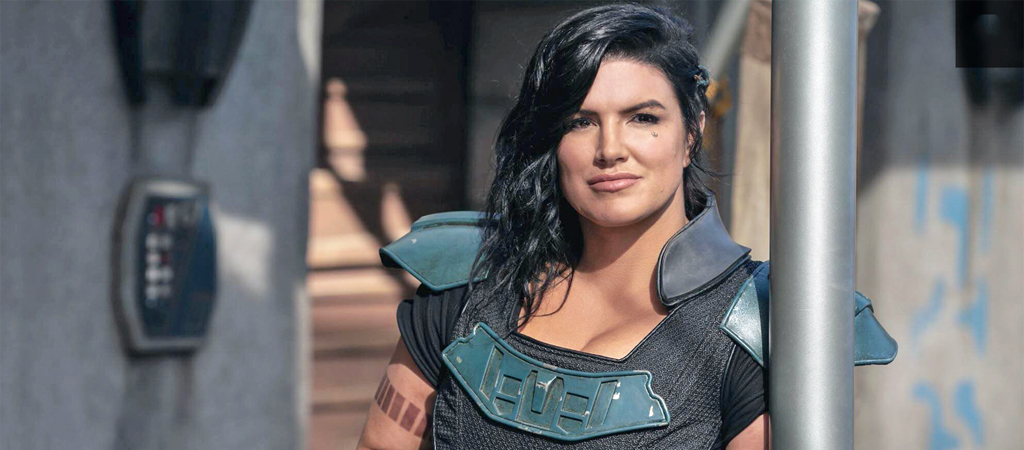 The Far Right Is So Angry Over Gina Carano's 'The Mandalorian' Firing, Wants People To Boycott Disney+
