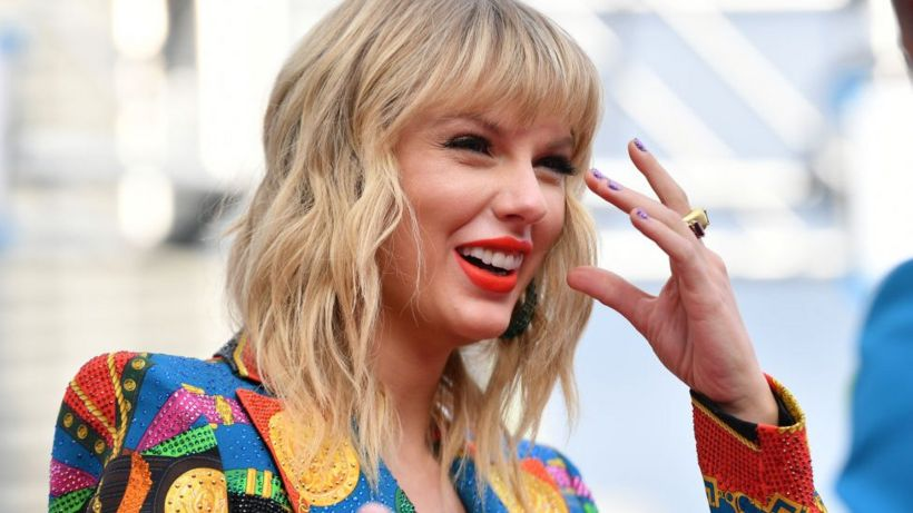 Taylor Swift has finished re-recording Fearless - and it could be out in April