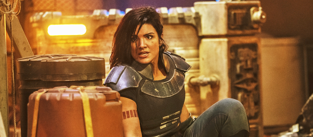 Gina Carano's Firing From 'The Mandalorian' Had Reportedly Been In The Works For Months, Thwarting Her Planned Spinoff