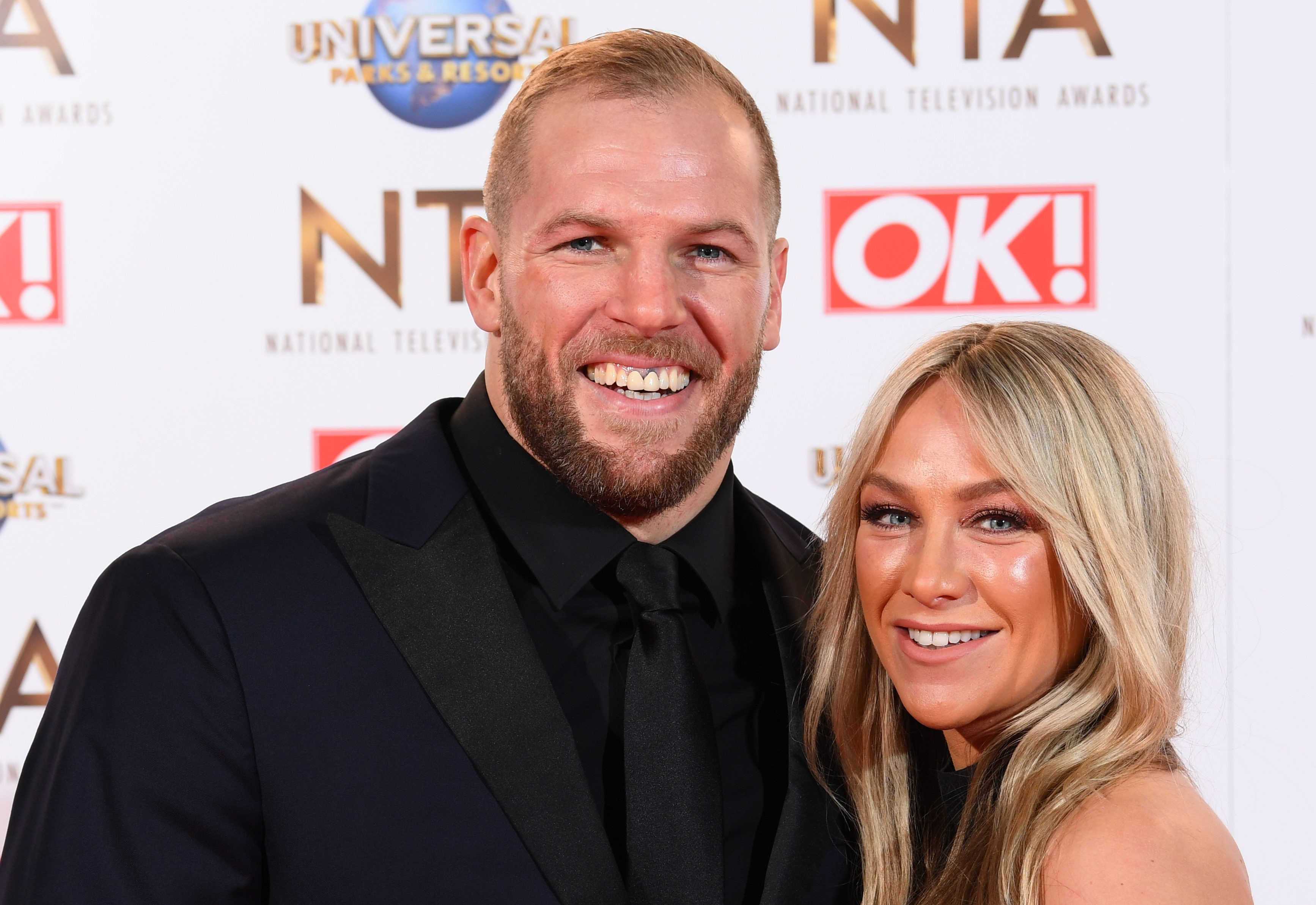 Chloe Madeley 'cringes a bit' sharing details of sex life with James Haskell but insists 'there's nothing wrong with talking about it'