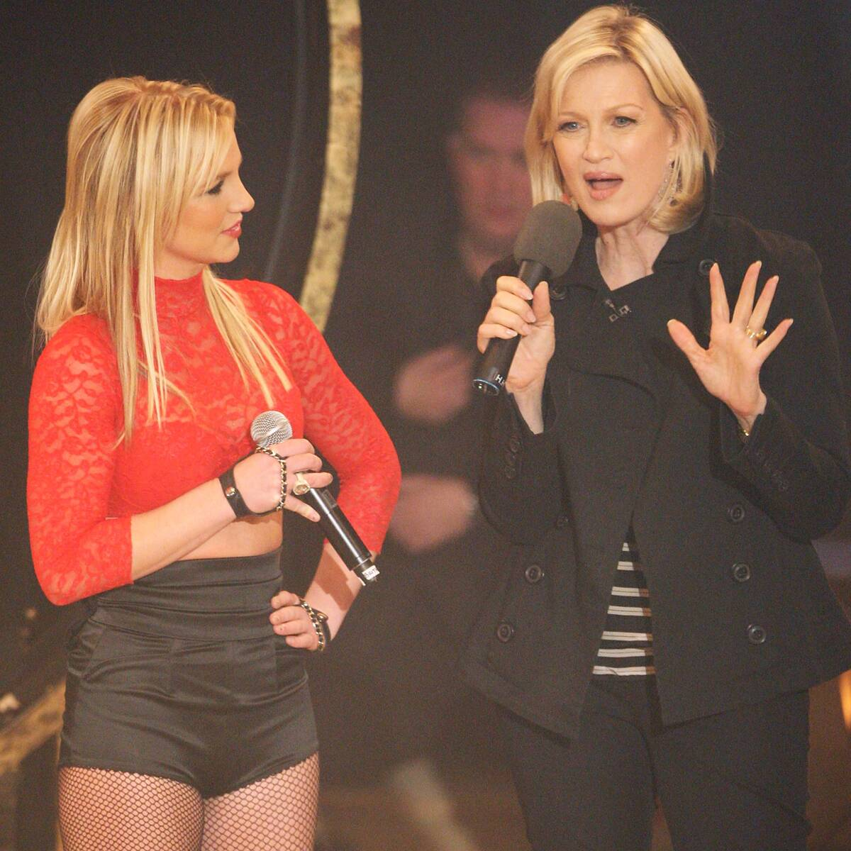 All the WTF Moments From Britney Spears' 2003 Sitdown With Diane Sawyer