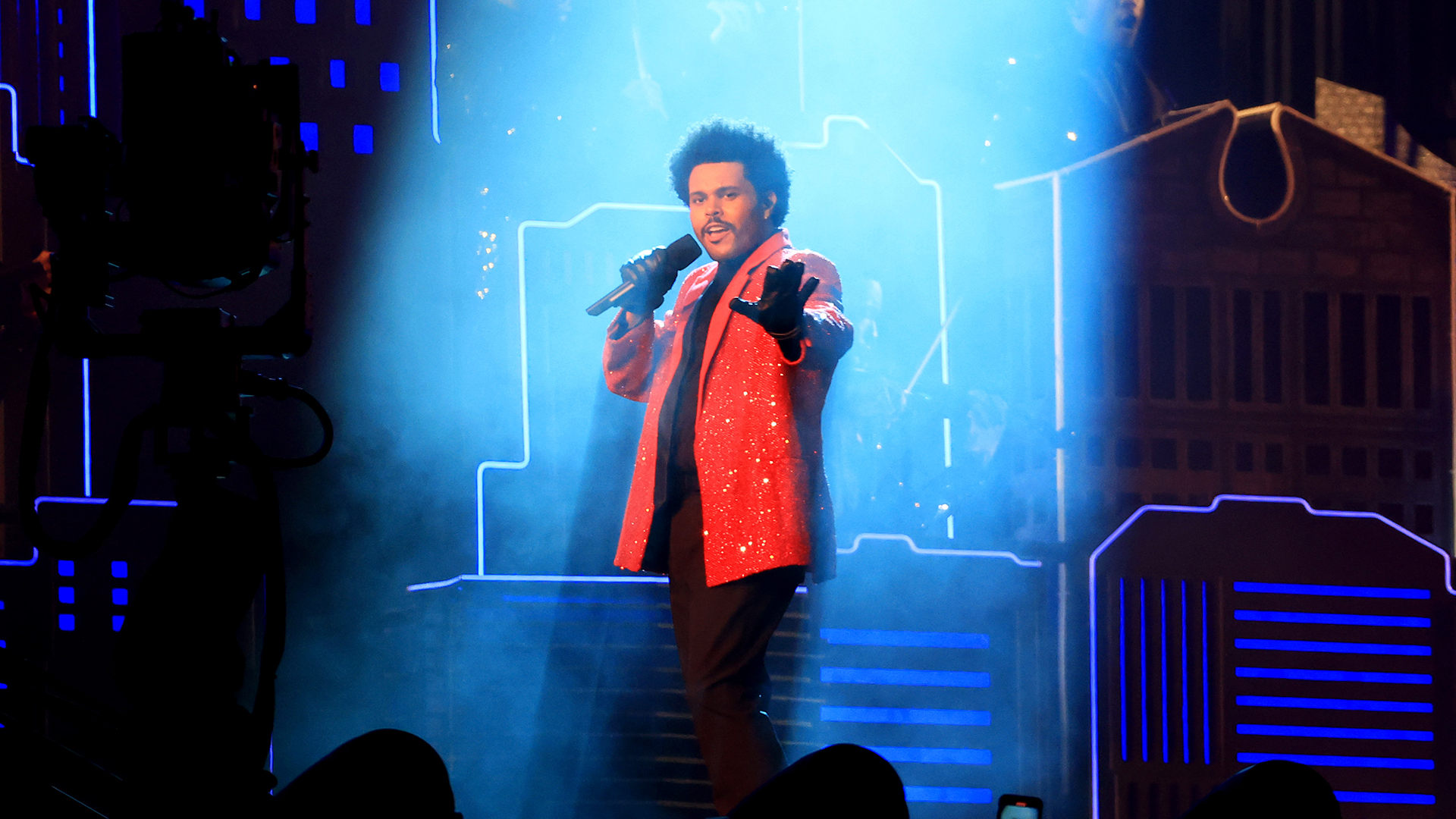 The Weeknd's Super Bowl Halftime Performance Getting a Full-Length Showtime Documentary