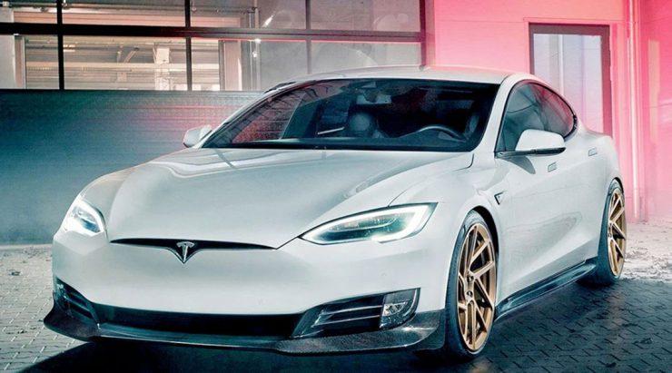 零件有掉落风险 促Tesla全球回收问题车辆