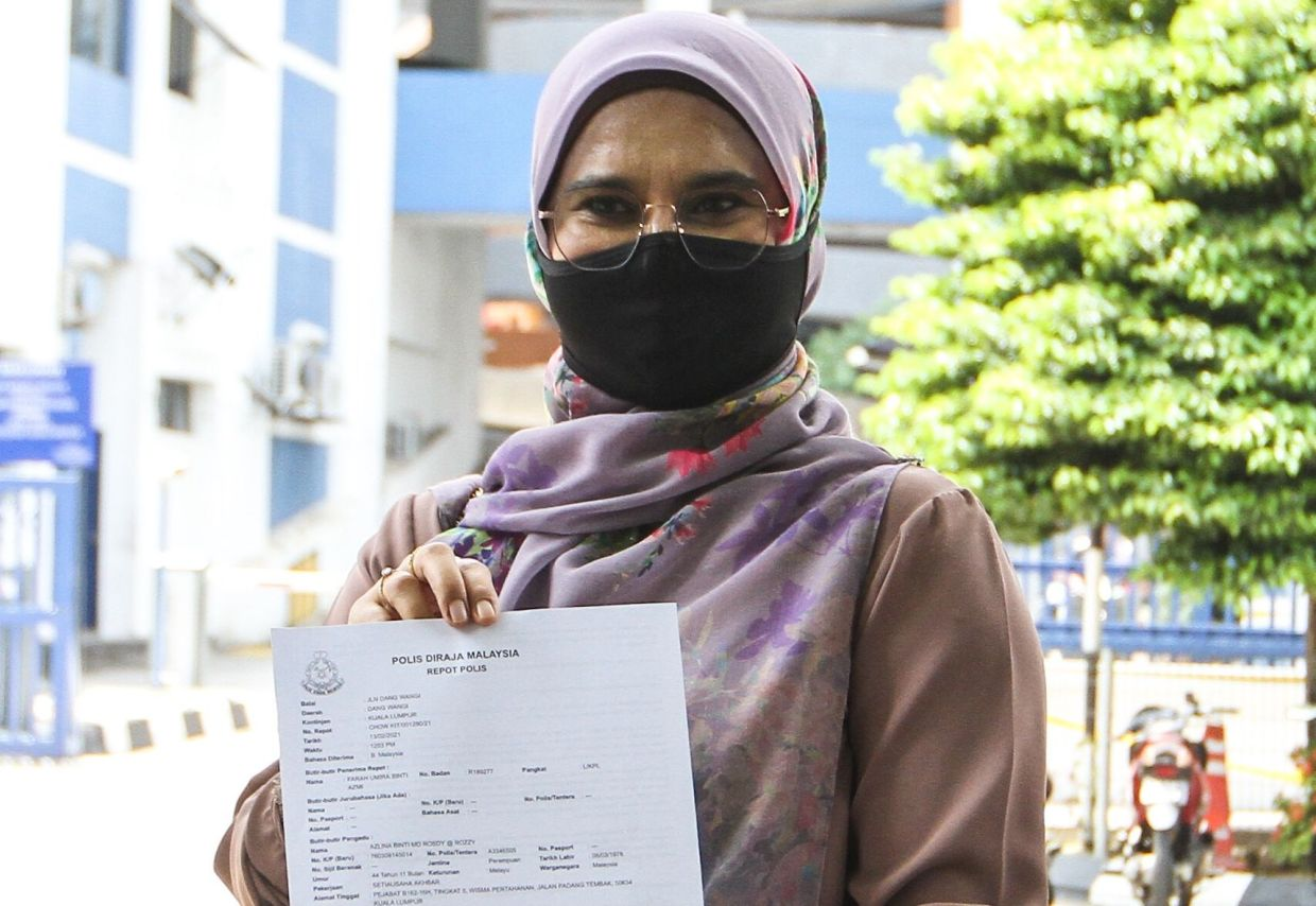 Ismail Sabri's press secretary lodges police report on his behalf over viral videos