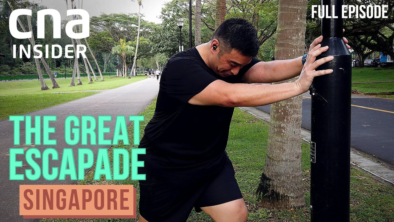 Race To Self-Discovery: Marathon Challenge In Singapore | The Great Escapade | Ep 4/4