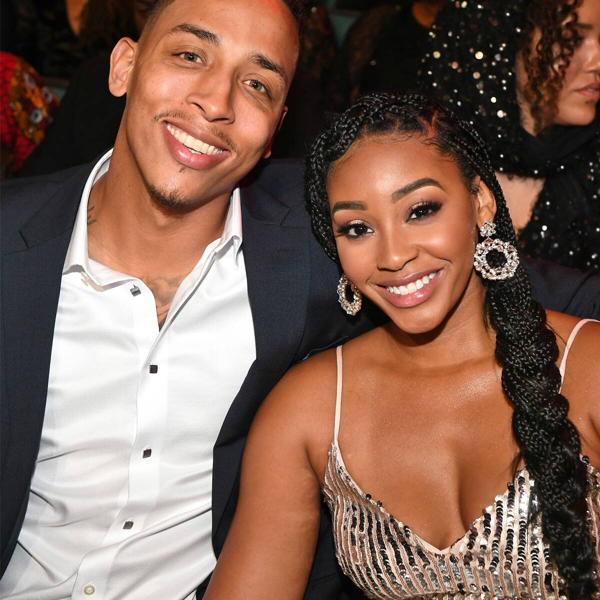 Why Jasmine Luv and Corey Barrett Are Proud to Share Their Love Story