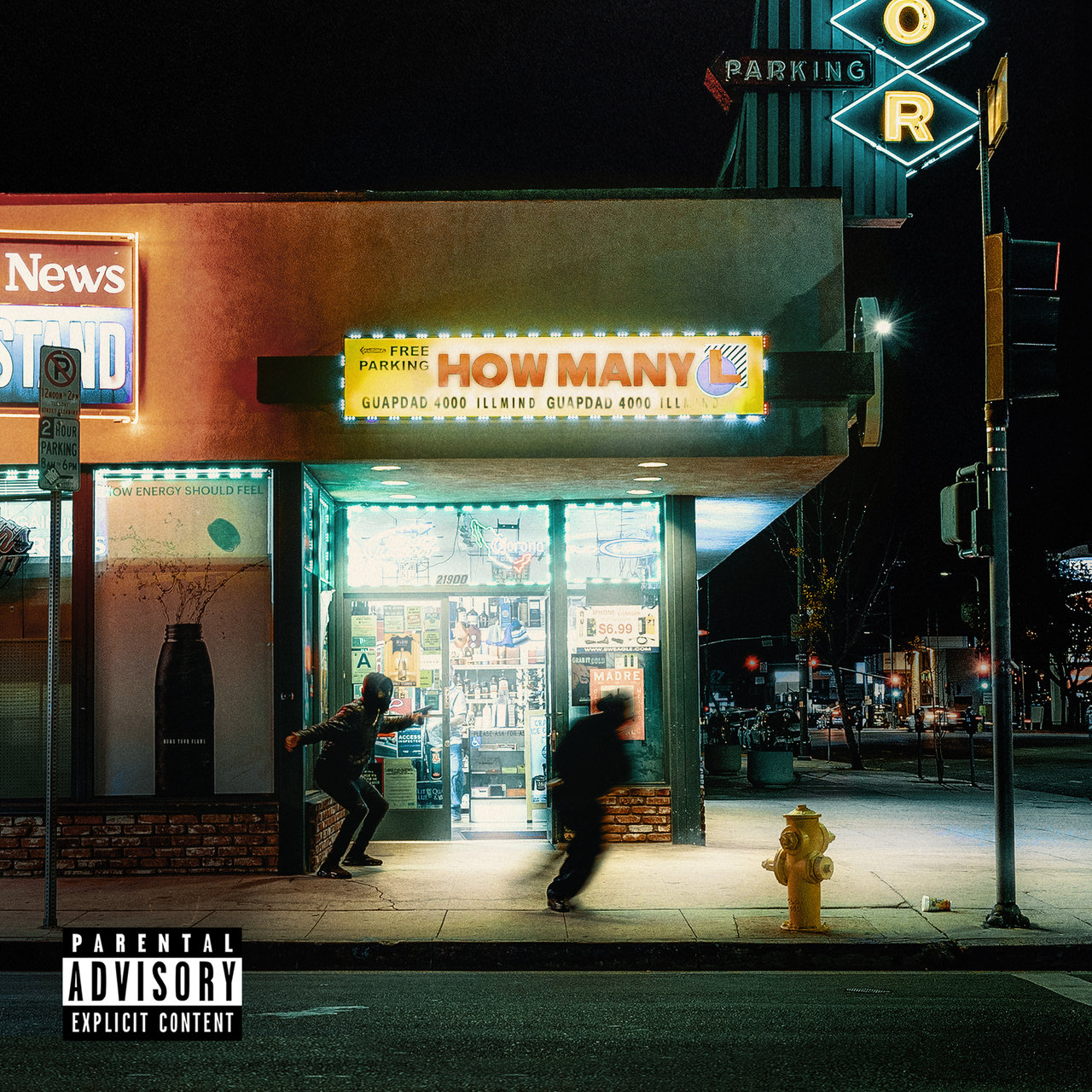 """Guapdad 4000 and !llmind Announce Collaborative Album, Share """"How Many"""" Video"""