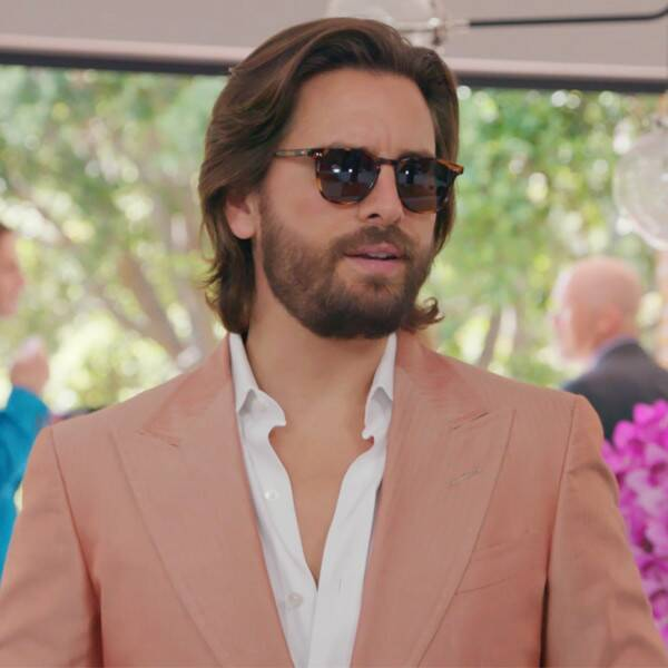 Scott Disick Debuts Platinum Blonde Hair as He Cozies Up to Amelia Hamlin in Miami
