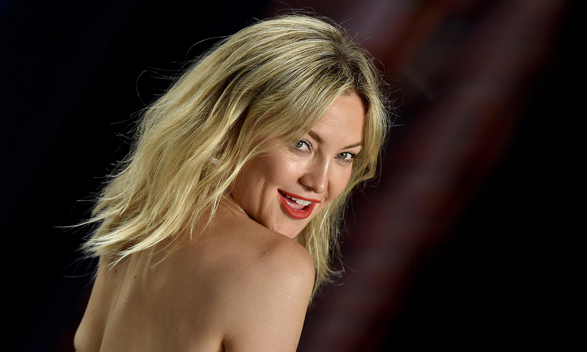 Kate Hudson shows off fabulous figure in jaw-dropping sunbathing snap