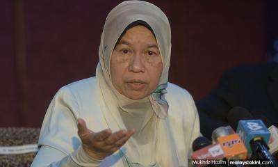 Zuraida nudges Home Ministry on lock-up rape