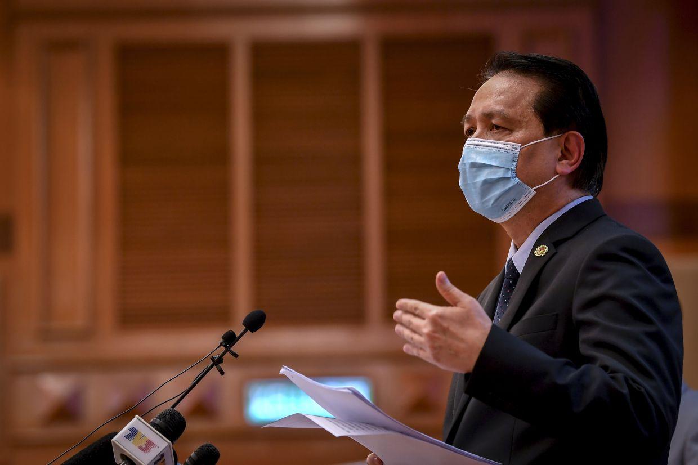 Health DG: Labuan has highest Covid-19 infectivity rate