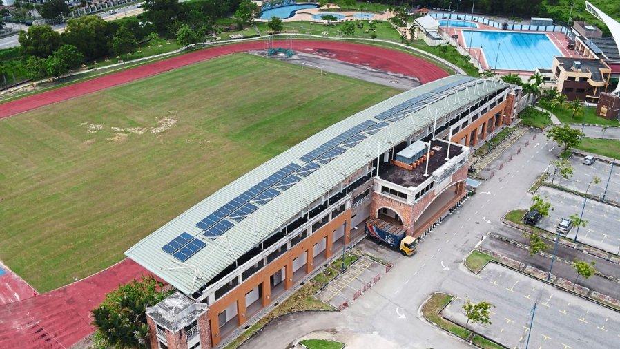 威省市政厅2体育馆重开 公共泳池禁使用