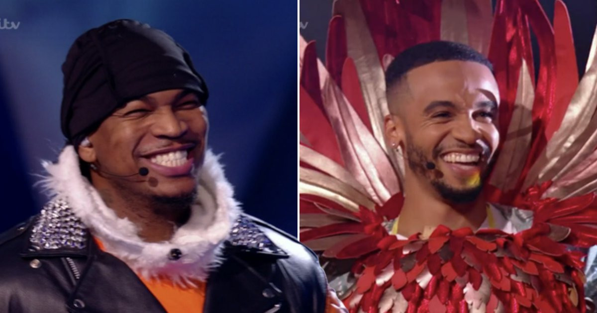 The Masked Singer UK: Aston Merrygold starstruck over Ne-Yo as finalists are unmasked
