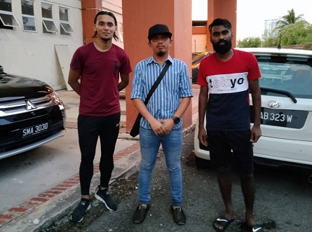 Former internationals eye places in Sabah FC