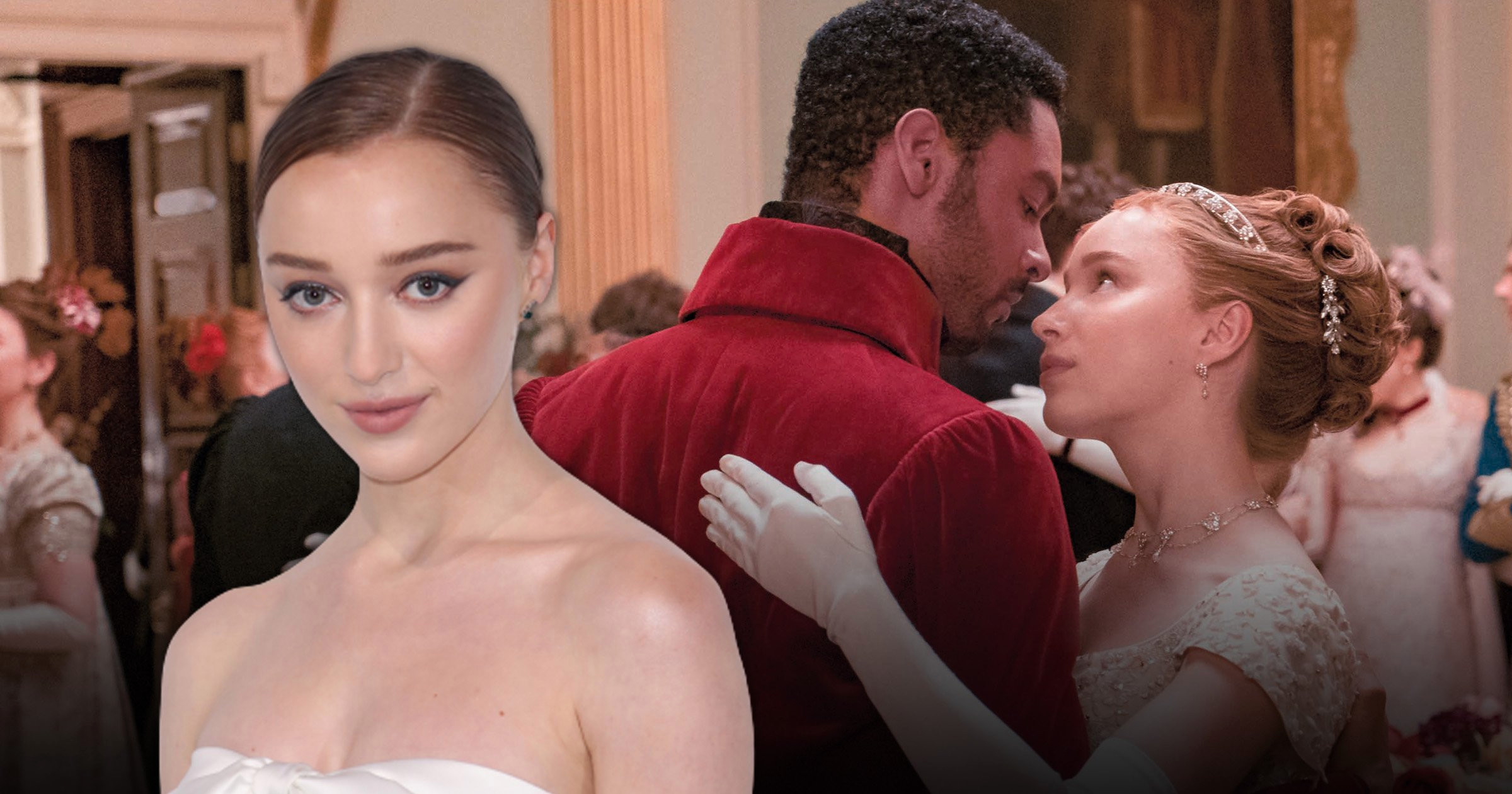 Bridgerton's Phoebe Dynevor denies real-life romance with co-star Regé-Jean Page: 'It would be complicated'