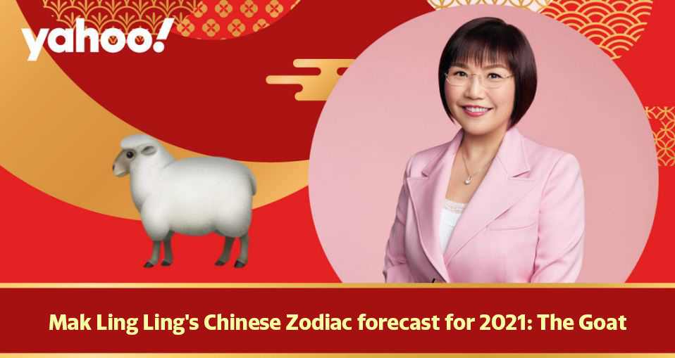 Mak Ling Ling's Chinese Zodiac forecast for 2021: The Goat