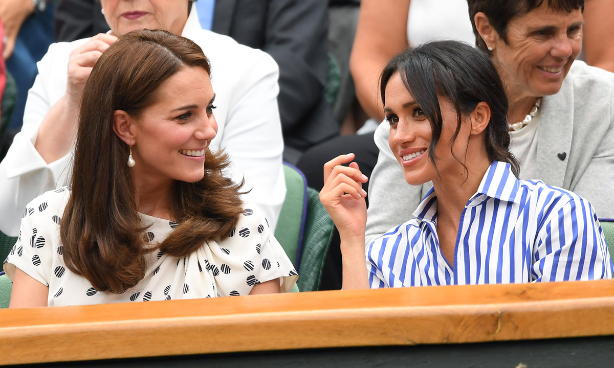 Meghan Markle and Kate Middleton's pregnancy announcements – did you spot these standout differences?
